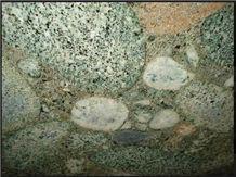 Jurassic Green Granite Slabs & Tiles