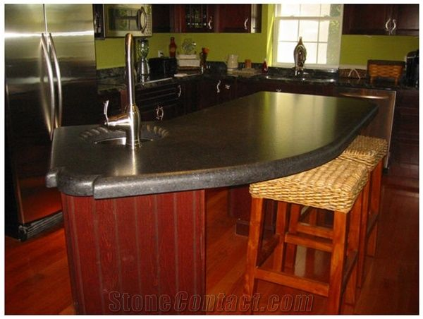 kitchen tile ideas pictures leathered cambrian black granite countertop from united 20114