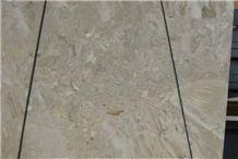 Karnezeika Beige Marble Slab, Greece Beige Marble