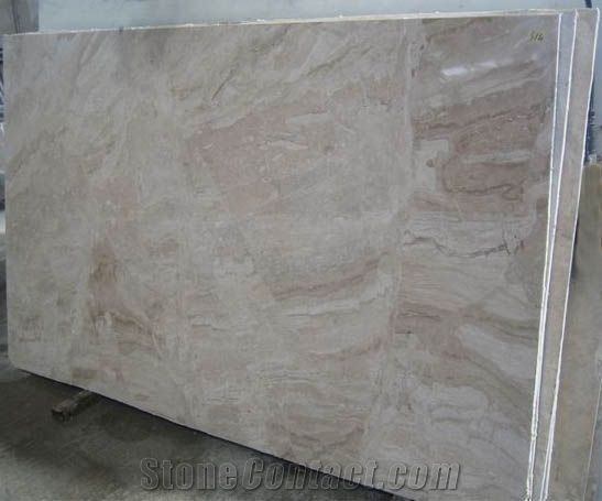 Diana Royal Marble Slab Turkey Beige Marble From Russian