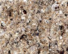 New Venetian Gold Granite Slabs & Tile, Brazil Yellow Granite