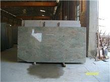 New! Green Lotus Granite Slab