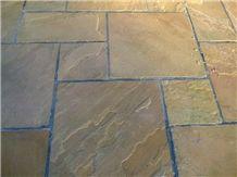 Lalitpur Yellow Sandstone Paving Stone