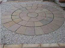 Modak Sandstone Patio
