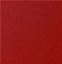 Bst Red Color Artificial Quartz Stone Slabs and Prefabricated Tops with High Hardness and Low Water Absorption