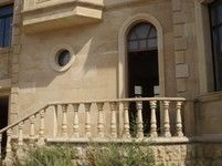 Felsite Stone Balustrade & Railings $40 - 60 for M2/Tons