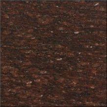 Star Ruby Granite Tile, India Brown Granite