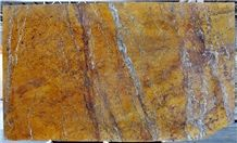 Giallo Samad Marble Slabs, Oman Yellow Marble
