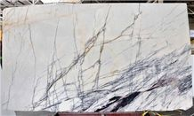 Milas New York Marble Slab,Turkey White Marble