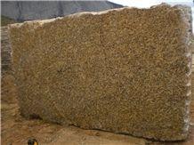 Giallo Fiorito Granite Block,Brazil Yellow Granite