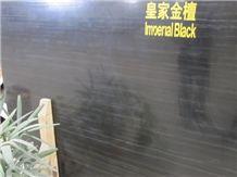 Black Teak Wood Marble