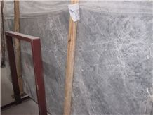 Chinese Silver Mink Marble
