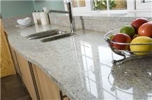 Kashmir White Kitchen Top
