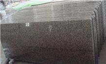 Tropical Brown Granite Countertop