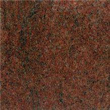 Kanakpura Multicolour Granite Slabs & Tiles, India Red Granite