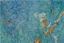 Blue Van Gogh Quartzite Slabs & Tiles
