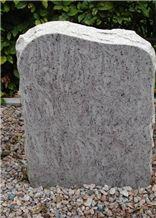 Sivakasi Pink Granite Gravestone