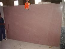 Rose Quartzite Slabs, India Red Quartzite