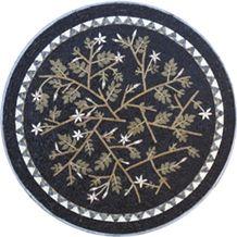 Jasmin Marble Mosaic Table Top