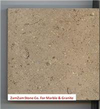Sinai Pearl Dark Limestone Slabs & Tiles,Egypt Beige Limestone