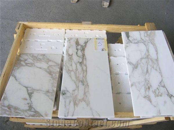 Calacatta Vagli Marble Tiles Slabs Italy White Marble