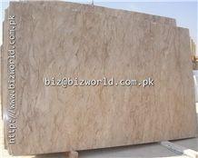 Botticino Fancy Marble Slab, Pakistan Beige Marble