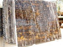 Michelangelo Marble Slabs, Pakistan Black Marble