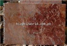 Rose Pink Marble Slab, Pakistan Red Marble