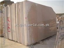 Verona Beige Marble Slabs & Tiles, Pakistan Beige Marble
