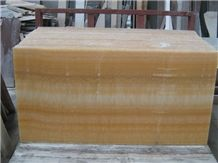 Honey Onyx Slabs & Tiles, China Yellow Onyx