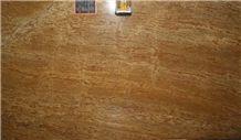 Golden Oak Granite Slab, India Yellow Granite