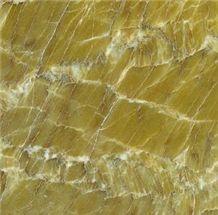 Autumn Green Onyx Slabs & Tiles