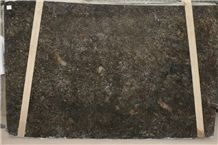 Stargate Cosmos Granite Slab,Brazil Black Granite