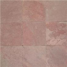 Terra Red Slate Stone