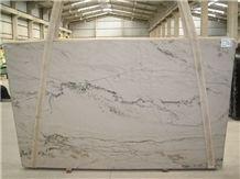 White Macaubas Quartzite Slabs & Tiles, White Quartzite Floor Tiles, Wall Tiles Brazil