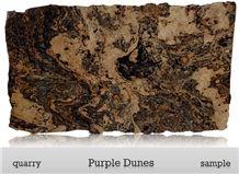 Purple Dunes Granite Tile