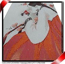 Glass Mosaic Pattern Picture