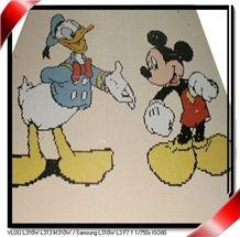 Mosaic Picture,Kids Room,Art Work