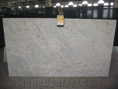 Kashmir White Granite Slabs from Switzerland-131214 - StoneContact.com