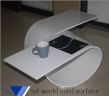 Corian Acrylic Solid Surface Table Top