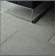 Lueders Azul Limestone Floor Tiles - Made in Usa