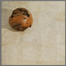 Lueders Limestone Tile Pattern - Made in Usa