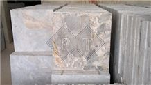 Gris Magma Marble Tile