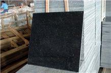 Black Galaxy Granite Tiles(big Galaxy)