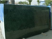 Forest Green Marble Slab, India Green Marble