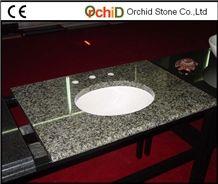Beige Granite Vanity Top