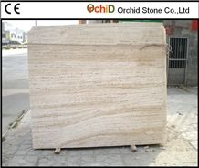 Super White Travertine Slabs & Tiles