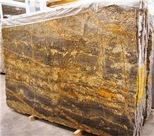 Golden Sun Granite