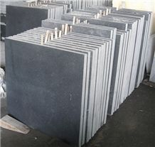 Honed G684 Black Pearl Granite Tiles