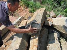 Natural Basalt Block, China Black Basalt